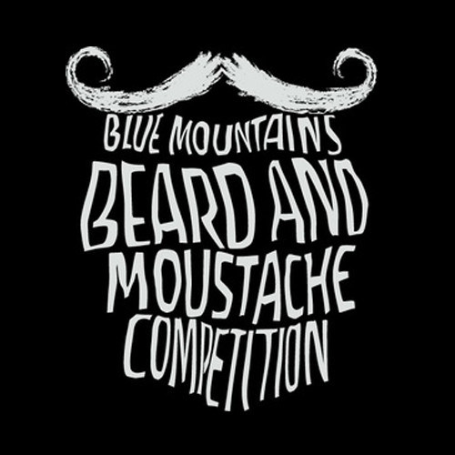 Blue Mountains Beard and Moustache Competition at the Mid Mountains Festival